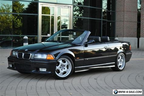 Bmw M3 Convertible For Sale by 1999 Bmw M3 Convertible For Sale In United States