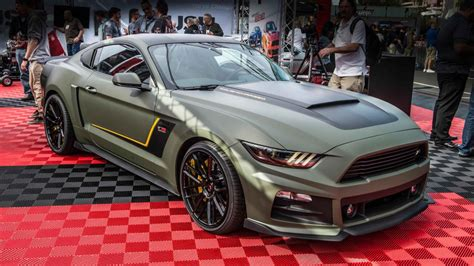 Tuned Cars by Gallery The Tuned Cars From Sema 2015 Top Gear
