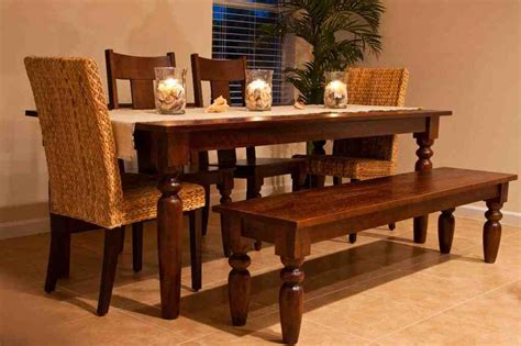 bench kitchen table and chairs kitchen table with bench and chairs decor ideasdecor ideas