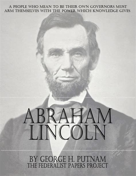 a picture book of abraham lincoln abraham lincoln a history