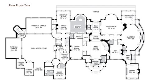 floor plans for luxury mansions floorplans homes of the rich the 1 real estate