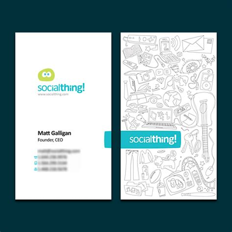 how to make sided business cards 55 awesome sided business cards for inspiration