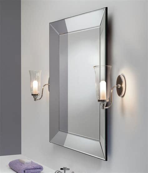 decorative bathroom lights flared glass cone decorative bathroom wall light
