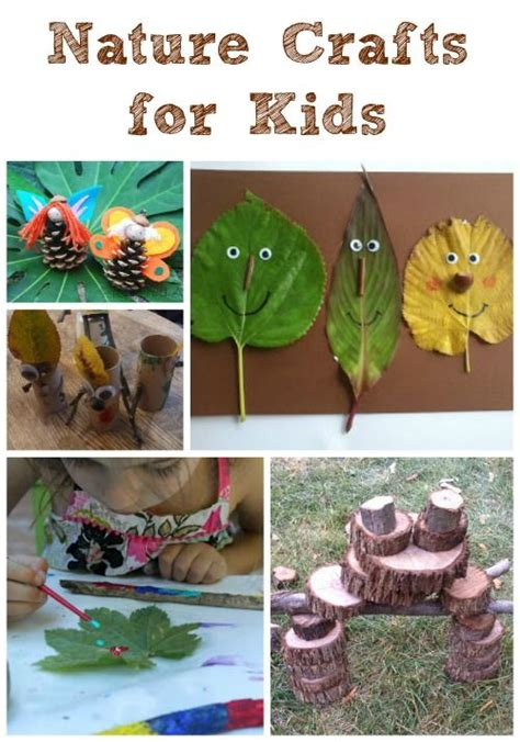 nature crafts for nature crafts for homeschooling