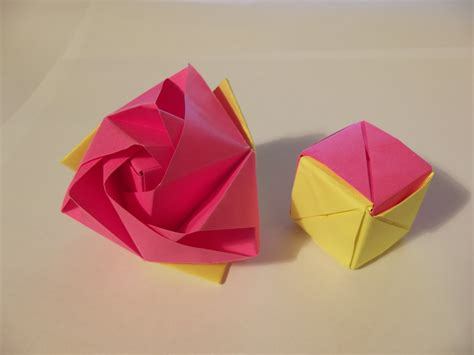 how to make origami magic origami magic cube