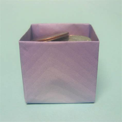 origami square box square box how to origami box at howto