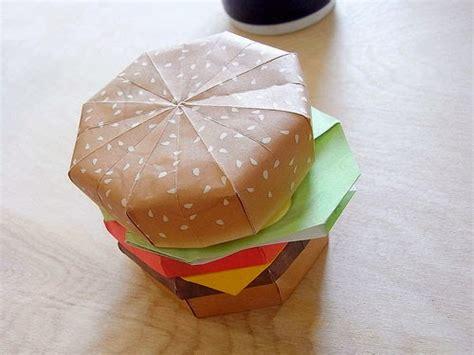 origami food origami food 3d origami