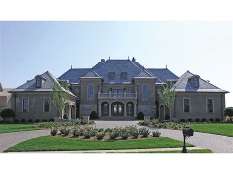 chateau style house plans eplans chateau house plan grand manor 8126 square