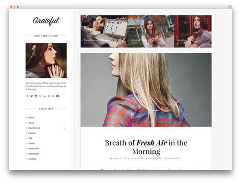 designer blogs 20 best fashion magazine themes 2017
