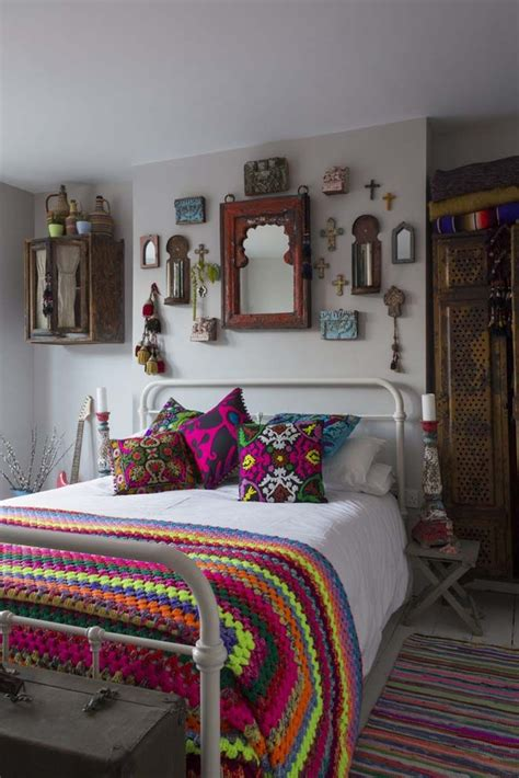 eclectic bedroom best 25 eclectic bedrooms ideas on southwest