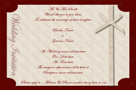 make marriage invitation card free best album of indian wedding invitation cards theruntime