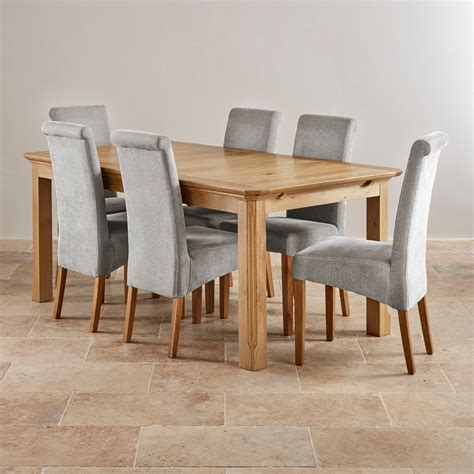 oak extending dining table and chairs edinburgh extending dining set in oak dining table 6 chairs