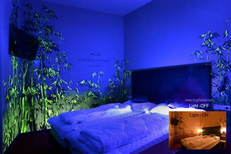 glow in the painting room glowing murals turn rooms into dreamy worlds