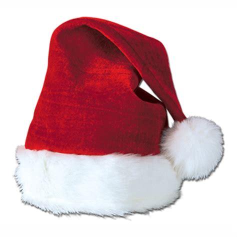 large santa hats velvet santa hat large 74146