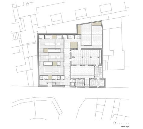 slaughterhouse floor plan gallery of professional cooking school in ancient