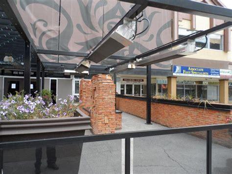 patio heaters calgary patio heater for bar restaurants calcana