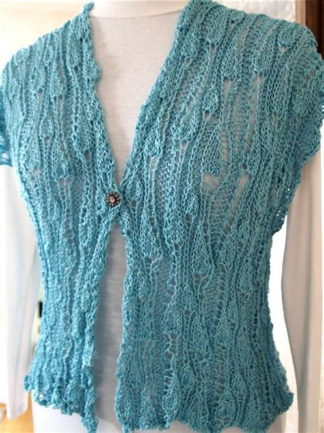 knit patterns for vests in one vineyard vest by knitchicgrace knitting pattern