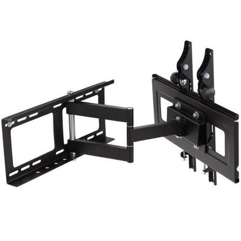 support mural tv inclinable et orientable