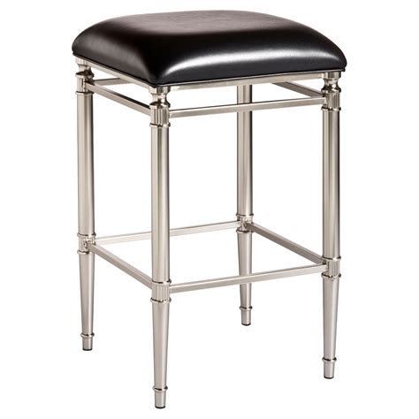 Bar Stools For Commercial Use by Hillsdale Riverside Stationary Backless Counter Stool