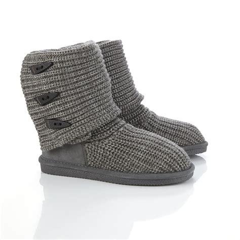 bearpaw knit boots grey spin prod 1155842612 hei 333 wid 333 op sharpen 1