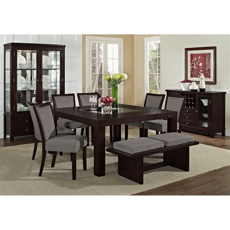 dining room set with bench seating dinette set with bench seating cheap cool dining
