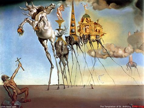 lady gaga borrows ideas from salvador dali and his wife