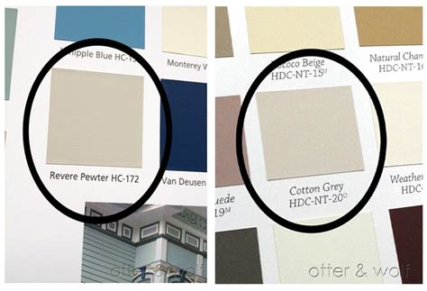 behr paint color closest to revere pewter bm revere pewter vs behr cotton grey home colors