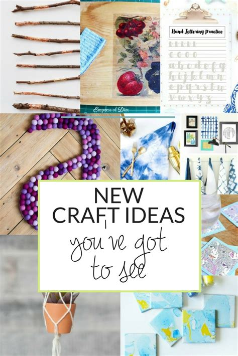 new craft ideas for 15 new craft ideas that you need to try the craft