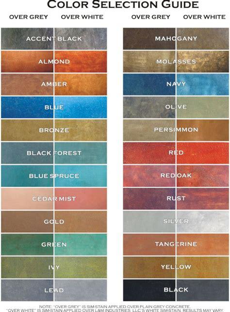 paint colors for concrete 25 best ideas about painted concrete floors on