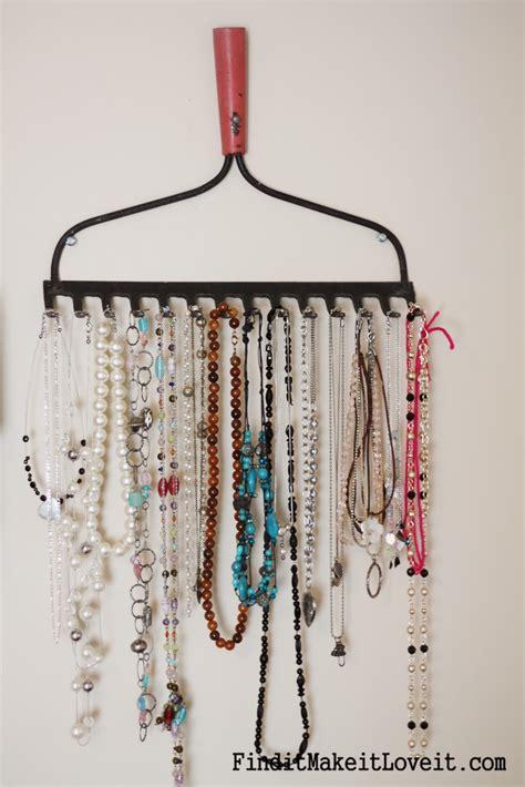creative jewelry ideas six creative jewelry storage ideas