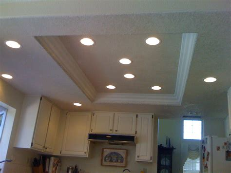 kitchen fluorescent lighting ideas replace recessed fluorescent light fixture with led lighting ideas
