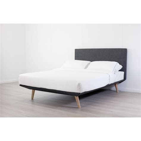 oslo king bed frame sleeping giant