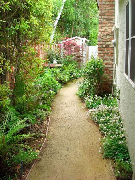 garden ideas for side of house 1000 ideas about side yards on courtyard