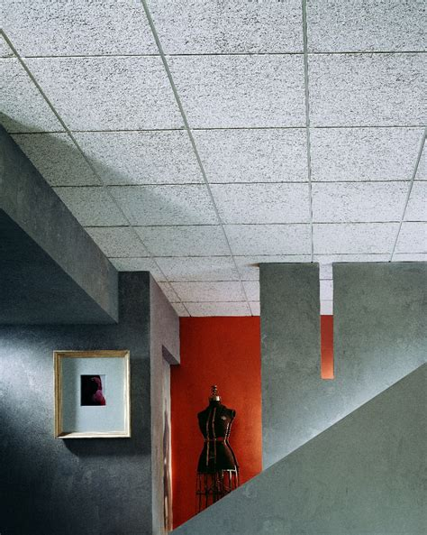 Ceiling Material Estimator by Usg Quot F Quot Fissured Basic Acoustical Ceiling Panels Sound