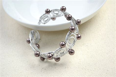 cool jewelry to make wire bracelet designs how to diy bangle bracelets in