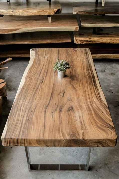 best woodworking best 25 wood tables ideas on wood table diy