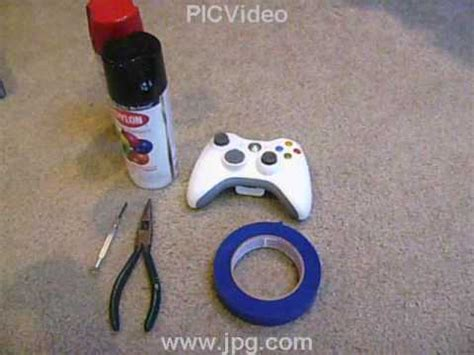 ark spray painter xbox controls how to custom paint your xbox controller