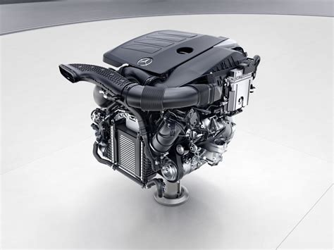 Motor Mercedes mercedes new engines to debut in s class goauto