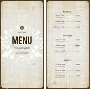 menu design template 40 free psd eps documents