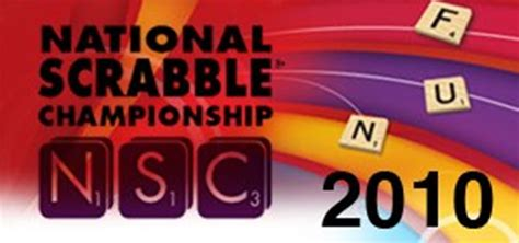 national scrabble chionship 10 000 prize for the upcoming 2010 national