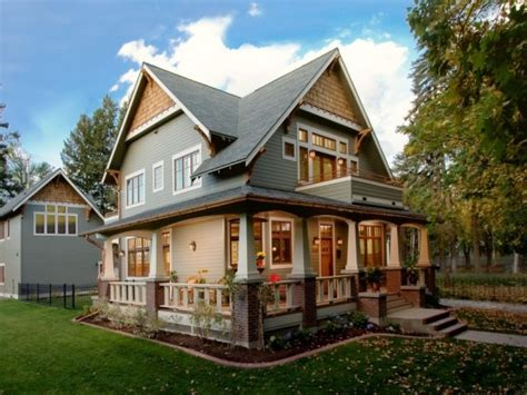 ranch house with wrap around porch craftsman style homes wrap around porch ranch style homes craftsman craftsman house designs