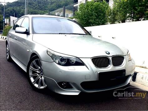2007 Bmw 525i by Bmw 525i 2007 Sports 2 5 In Penang Automatic Sedan Silver