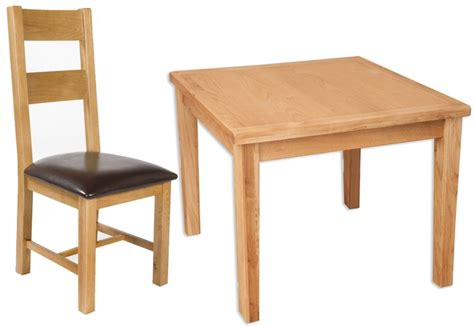 dining chairs perth buy perth oak dining set with 4 chairs cfs uk