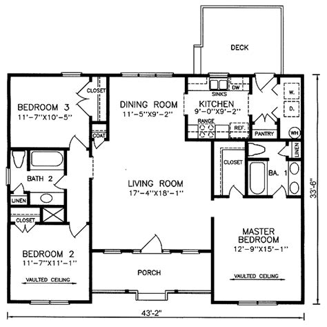 simple 1 story house plans plan no 656131 house plans by westhomeplanners