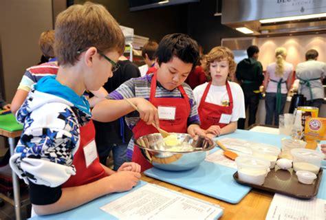 kid classes cooking cs