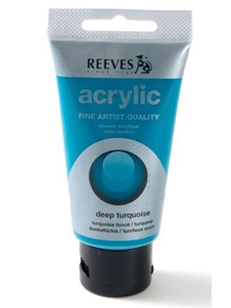 reeves acrylic paint quality papertree reeves acrylic paint turquoise