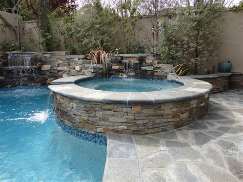 backyard pool and spa triyae backyard pool and spa various design