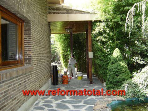 fuentes decorativas jardin 02 06 imagenes jardines y casas reformas integrales en