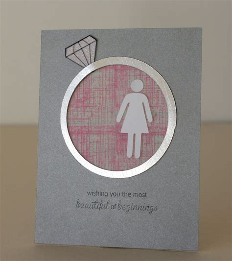 how to make engagement cards notable nest 40th birthday and engagement cards