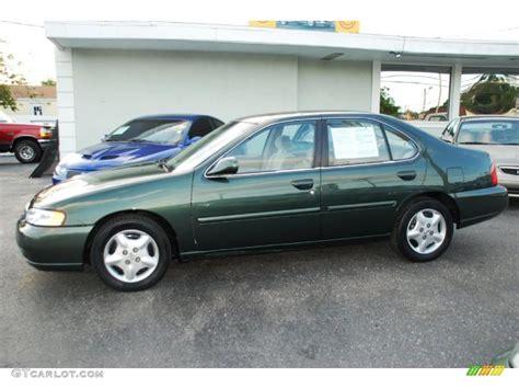2000 Nissan Altima by 2000 Green Emerald Metallic Nissan Altima Gxe 35552474